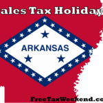 Arkansas Sales Tax Holiday 2019