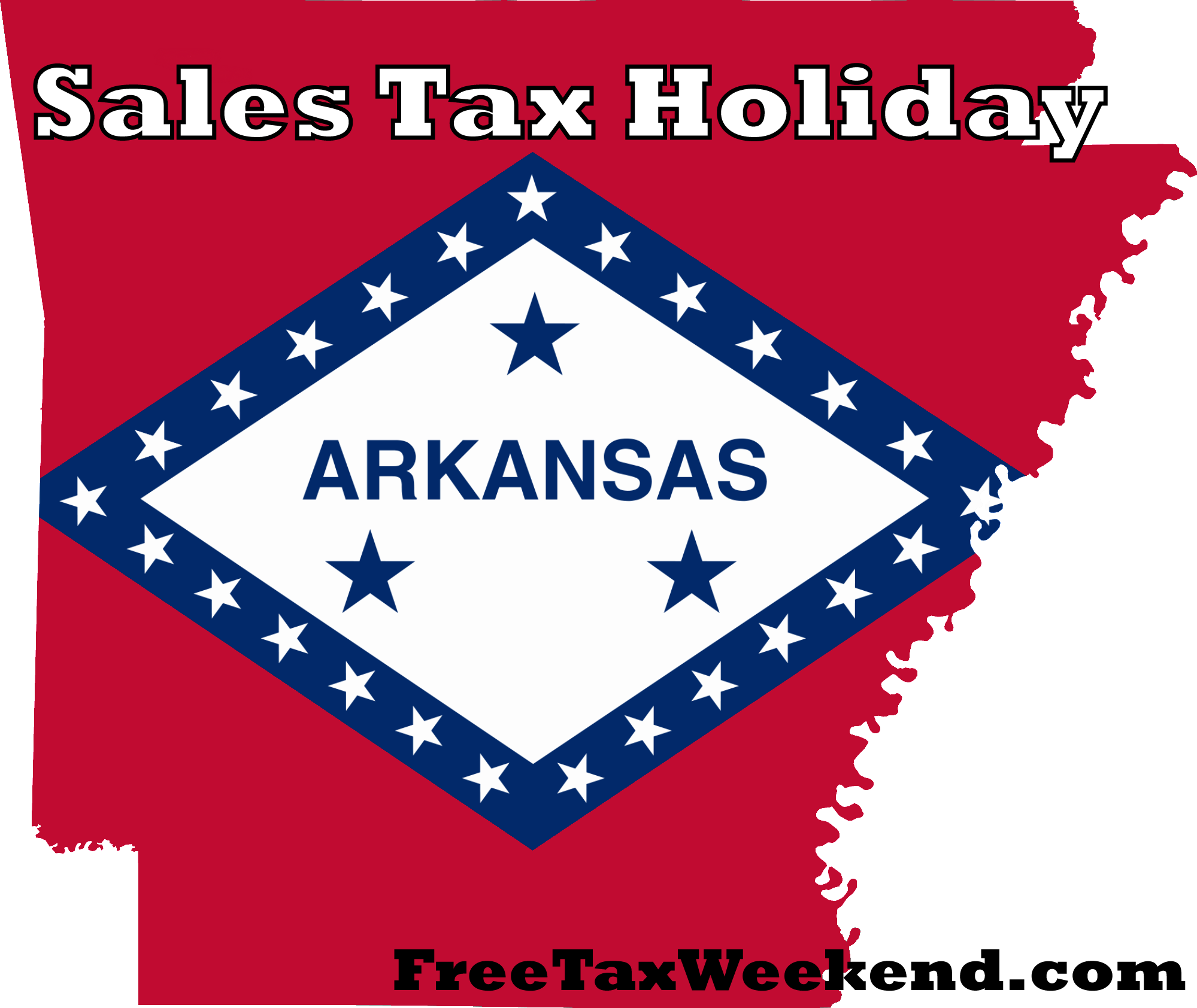 Arkansas Sales Tax Holiday 2018
