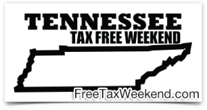 Tennessee Sales Tax Holiday 2016