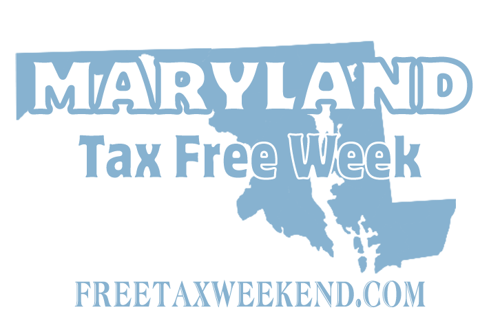 Maryland Tax Free Week