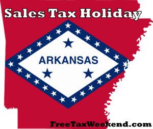 Arkansas Sales Tax Free Weekend