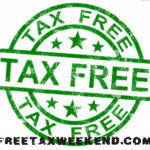 Tax Free Weekends